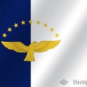 Флаг национальный Азорские острова фото
