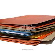 Папка офисная цветная фото