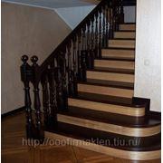 Лестницы и комплектующие для лестниц фото