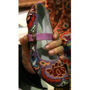 Обувь национальная каракалпакская фото