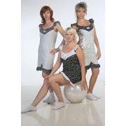 Женские трикотажные сорочки фото