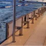 Панель поворота для бассейна длина 2380 мм фото