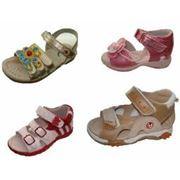 Обувь из искусственной кожи детская фото