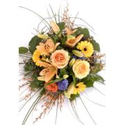Букеты из свежесрезанных цветов фото