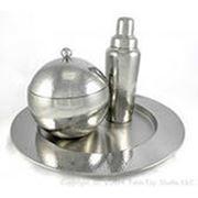 Изделия серебряные фото