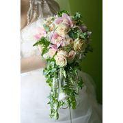 Свадебные букеты букет невесты фото