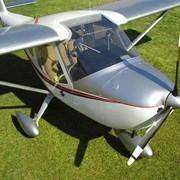 Сверхлегкий самолет К-10 SWIFT (СВИФТ).Назначение: обучение пилотов; патрулирование и мониторинг (нефтепроводов, газопроводов, линий ЛЭП, лесоохране); перевозка почты, груза, багажа; воздушные прогулки; туристические поездки фото