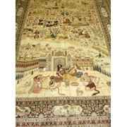 Антикварные ковровые изделия фото
