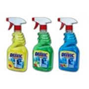 Средство для мытья стекол «DELVIC» фото