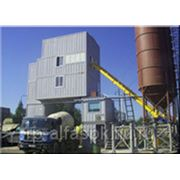 Стацион. контейнерные бетонные заводы 120 куб/час фото