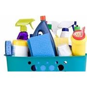 Универсальные моющие средства для ванной комнаты фото