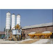 БРУ (бетонный завод) скиповый 40 куб/час фото
