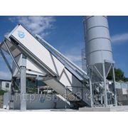 Супермобильные бетонные заводы модельного ряда MMX (Эм Эм Икс) Италия фото