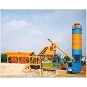 Мобильный бетонный завод GRAYHOUND-1500 фото
