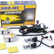 Комплект би-ксенона Sho-me H4 (6000К) фото