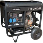 Дизельный сварочный агрегат Hyundai DHYW 190AC фото
