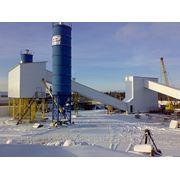 Мобильный бетонный завод мини завод фото