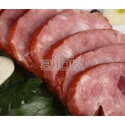 Колбасы копчёно-варёные фото