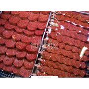 Колбасы и колбасные изделия. Изделия колбасные фото