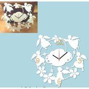 """Настенные часы """"Ангелы"""" фото"""