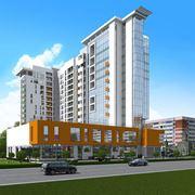 бизнес центр ПАРУС-PLAZA продажа и аренда офисных помещений фото