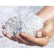 Соль антигололедная фото