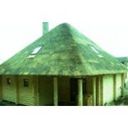 Дом с баней фото
