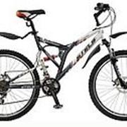 Велосипед горный двухподвесный STELS «Challenger 26» фото
