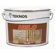 Полиуретановый лак Helo, п/глянц., 9л,Teknos фото