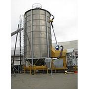 Зерносушилка мобильная Mecmar 75/570 F фото