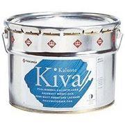 Водоразбавляемый акрилатный нежелтеющий лак Kiva(Кива) 9л фото