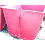 Бункер для мусора V-1,2 м³ фото