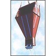 Бадья «туфелька» БП-2,5 фото