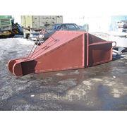 Бадья для бетона БП-1,6 фото