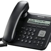 Проводной SIP-телефон Panasonic KX-UT113 фото