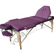 3-х секционный массажный стол Ros фото