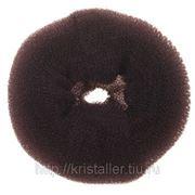 Dewal Валик круглый,губка - 14 см 5117 коричневый фото