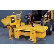 Бетононасос-ковш SL20M емкостью 340л, 23кубм/час на высоту 45м фото
