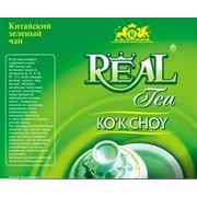 Чай зеленый «Real» фото