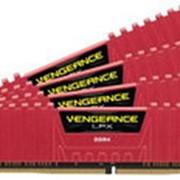 Модуль памяти DDR4 16GB (4*4GB) Corsair CMK16GX4M4A2666C16R фото