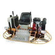 Затирочная машина бензиновая 2-х роторная ZMD-750 GrOST фото