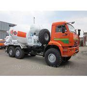 Автобетоносмеситель 69366S (V-8м.) фото