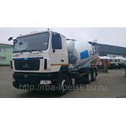 Автобетоносмеситель 69361S шасси МАЗ-6312В5-476-012 (9м3) фото
