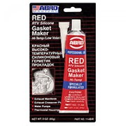 Герметик прокладок ABRO красный 85 г. 11-AB-R фото