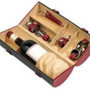 Упаковывание винно-водочных изделий фото