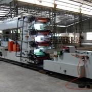 Оборудование для производства бумажных салфеток 33*33см и 24*24см б/у фото