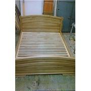 Кровати с дуба фото
