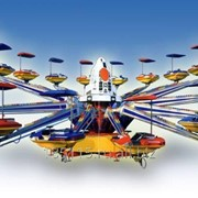 Аттракцион Самолет Super Telecombat фото
