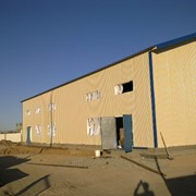 Строительство зданий из ЛМК фото