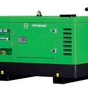 Электростанции дизельные, дизельные электростанции на базе двигателя Lombardini в шумозащитном кожухе фото